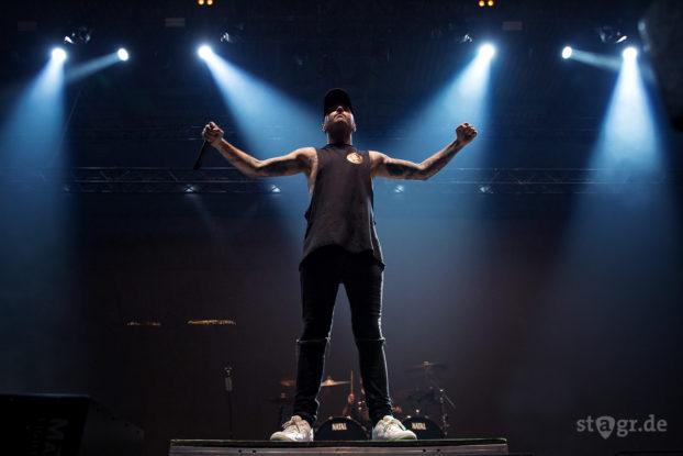 Bury Tomorrow / Impericon Festival 2018 / Impericon Festival Leipzig 2018