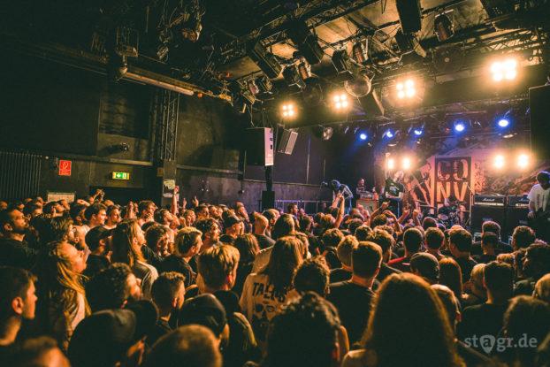 Converge Tour 2018 / Converge Berlin 2018