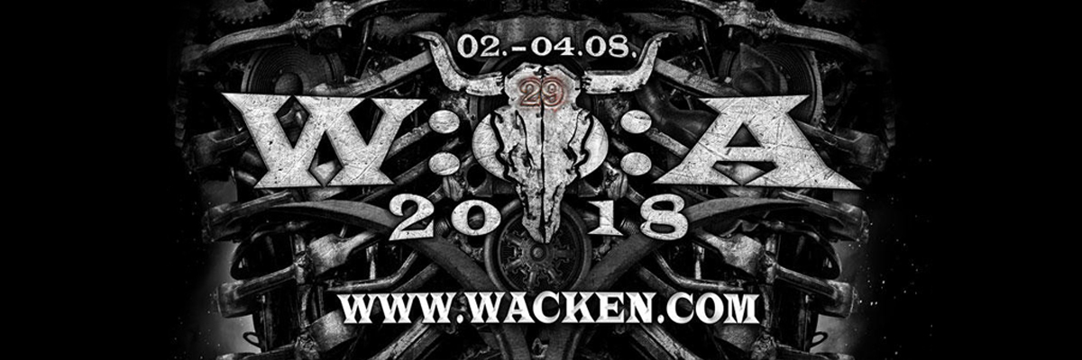 Wacken Open Air 2018 / Wacken 2018 / W:O:A 2018