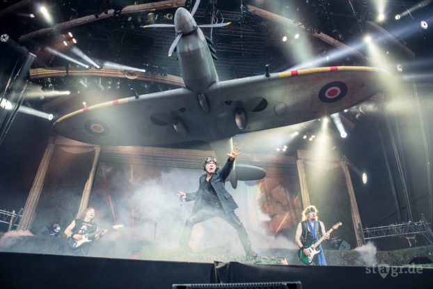 Iron Maiden Tour 2018 / Iron Maiden Hannover 2018 / Iron Maiden Legacy Of The Beast Tour 2018
