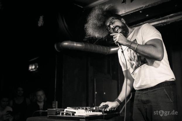 Reggie Watts Tour 2018 / Reggie Watts Hamburg 2018