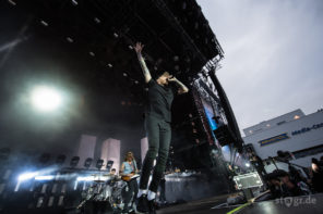 Casper bei Rock am Ring 2018