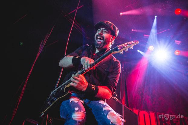 Volbeat Tour 2018 / Volbeat Dornbirn 2018