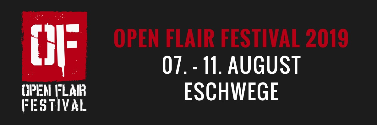Open Flair 2019 / Open Flair Festival 2019