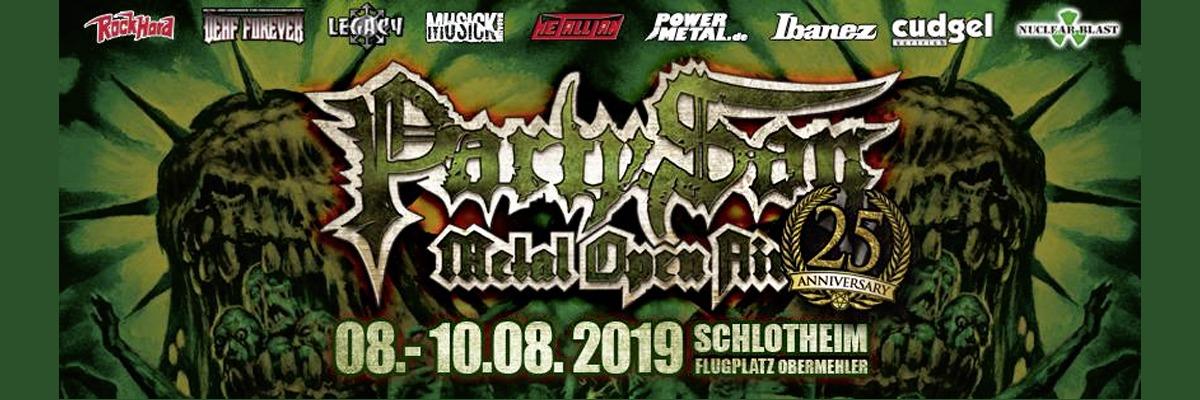 PartySan Metal Open Air 2019 / PartySan 2019