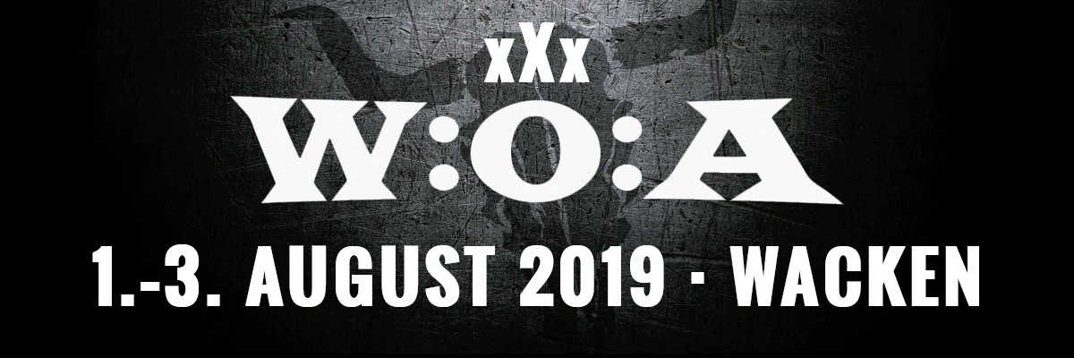 wacken 2019 / wacken open air 2019 / WOA 2019