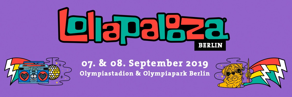 Lollapalooza Berlin 2019 / Lollaberlin 2019 / Lollapalooza 2019