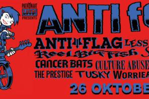 Antifest 2018