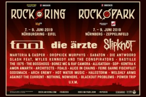 Rock am Ring 2019 Line up / Rar 2019 Line up