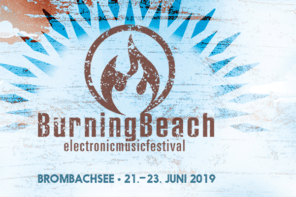 Burning Beach 2019