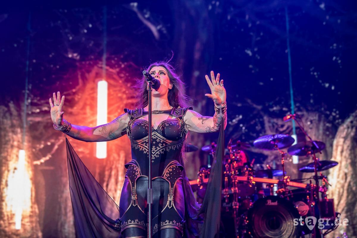 Nightwish Oberhausen 2018 / Nightwish Tour 2018
