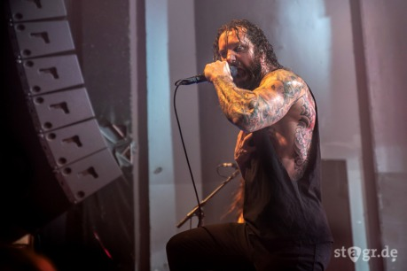 As I Lay Dying Hannover 2018 / As I Lay Dying Tour 2018