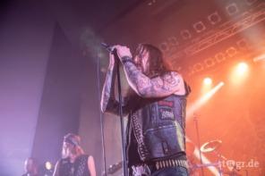 Amorphis Hannover 2019 / Amorphis Tour 2019