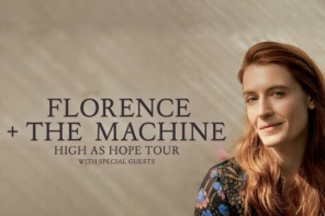 Florence + The Machine High as Hope Tour 2019 / Florence and The Machine High as Hope Tour 2019