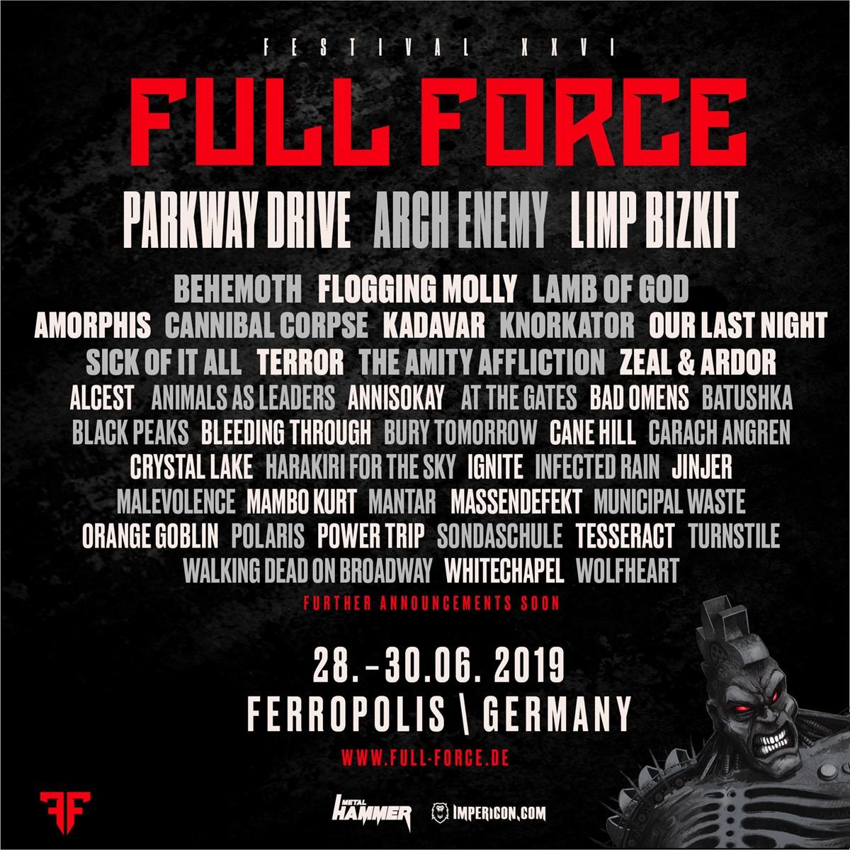 Full Force 2019 / With Full Force 2019 / #fullforcefest