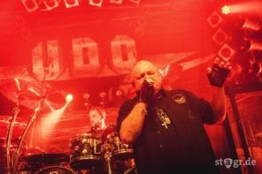 U.D.O. Hamburg 2019 / U.D.O. Steelfactory Tour 2019 / Dirkschneider Hamburg 2019