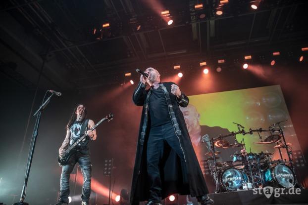 Disturbed Hamburg 2019 / Disturbed Tour 2019