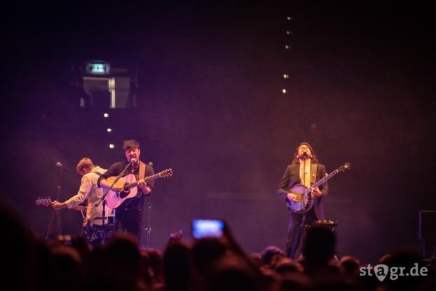 Mumford & Sons München 2019 / Mumford & Sons Tour 2019