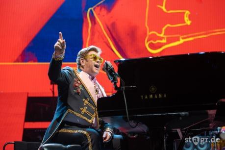 Elton John Hannover 2019 / Elton John Farewell Tour 2019