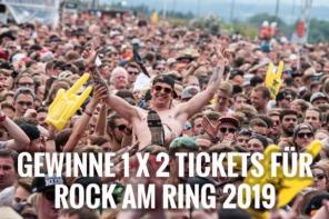 Gewinnspiel Rock am Ring 2019 / Rock am Ring 2019 Gewinnspiel