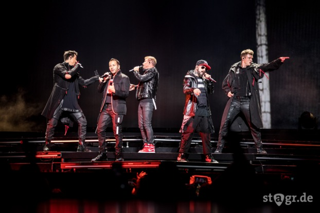 Backstreet Boys Köln 2019 / Backstreet Boys Tour 2019