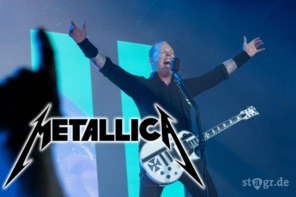 Metallica Europatour 2019 / Metallica Live in Deutschland 2019 / Metallica Berlin 2019