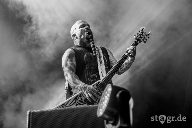 Slayer in Leipzig / Slayer in Leipzig 2019