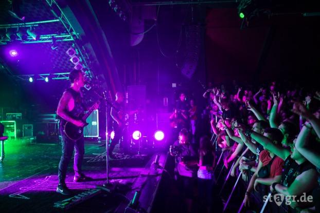 Trivium Hamburg 2019 / Trivium Tour 2019