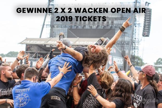 Gewinne Wacken 2019 Tickets