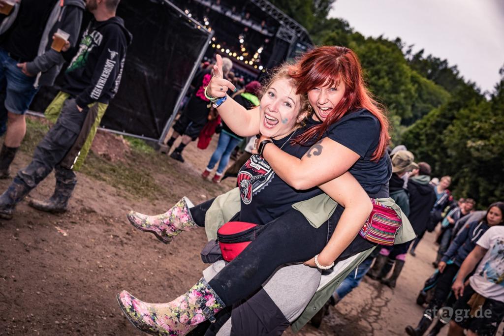 Frequency 2018 - Bands und Infos zum Festival im Green