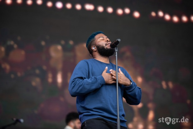 Khalid Lollapalooza Berlin 2019