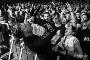Frank Carter & The Rattlesnakes in Hamburg