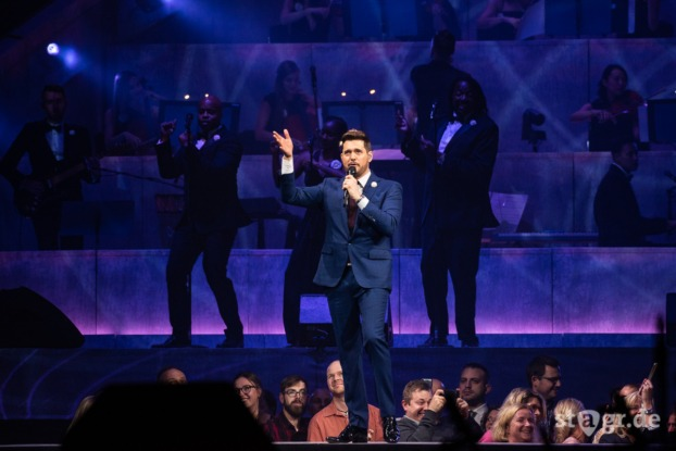 Michael Bublé in Hannover 2019 / Michael Bublé Tour 2019