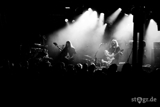 Motorpsycho in Berlin / The Crucible Tour 2019