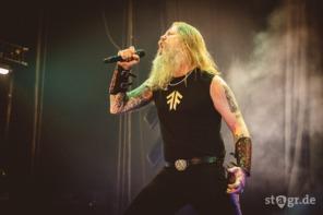Amon Amarth Ludwigsburg 2019 / Amon Amarth Tour 2019