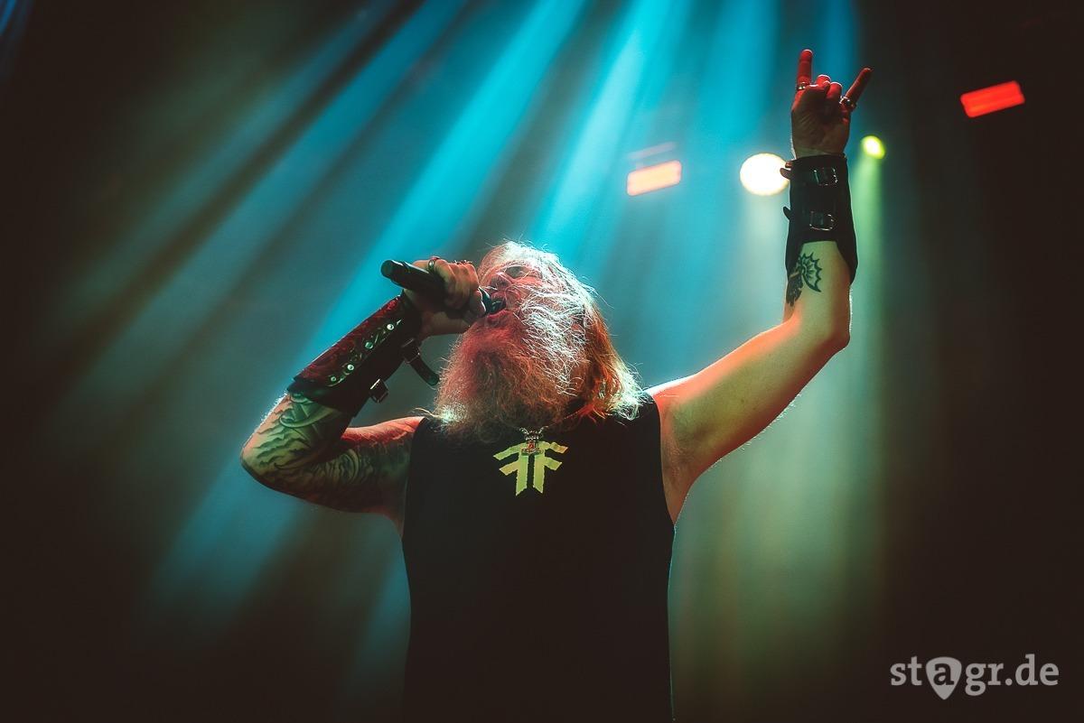 Amon Amarth in Frankfurt 2019