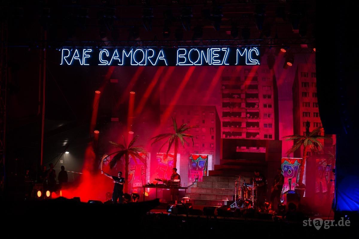 Bonez MC & RAF Camora Nürnberg 2019 / Bonez MC & RAF Camora Tour 2019