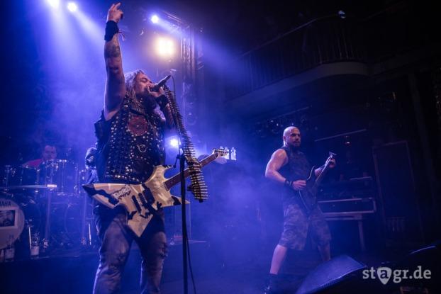 Max & Iggor Cavalera Hamburg 2019