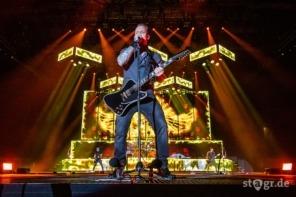 Volbeat Wien 2019 / Volbeat Tour 2019