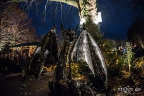 Phantastischer Lichter Weihnachtsmarkt in Dortmund 2019