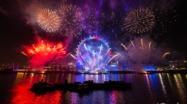 London New Year's Eve Fireworks 2020 / London NYE 2020