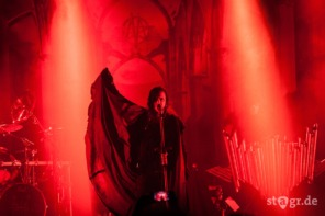 Moonspell in Berlin