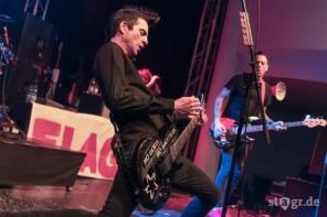 Anti-Flag im Nürnberger Löwensaal 2020