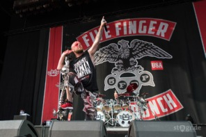 Five Finger Death Punch in Berlin 2020