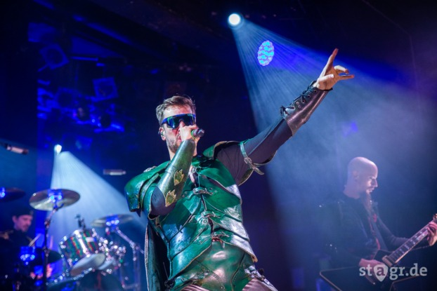 Gloryhammer in Hamburg 2020