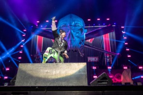 Five Finger Death Punch in Oberhausen 2020