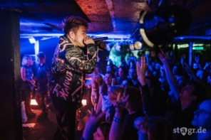 Crossfaith in Hamburg 2020