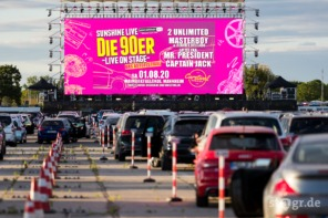 Die 90er Live on Stage – Das Autofestival 2020