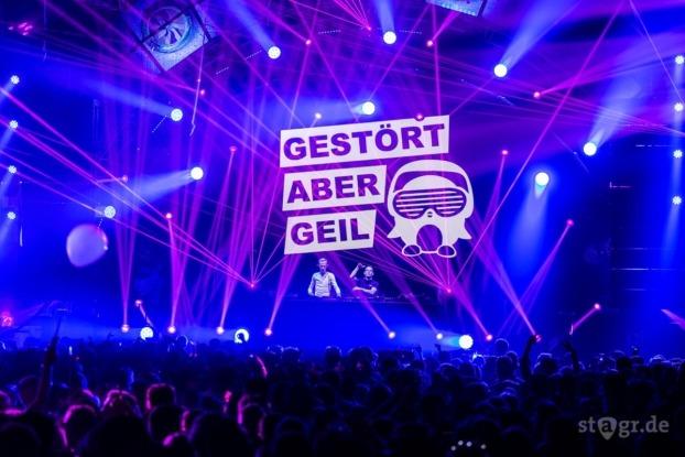 Gestört Aber GeiL im Biergarten Expo Plaza in Hannover 2020