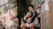 Faber spielt Picknick Konzert in Berlin